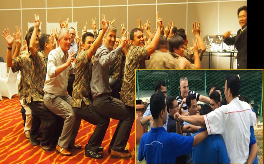 Executives Teambuilding